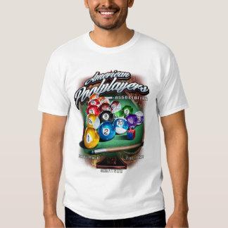 APA Pool Rack Shirts