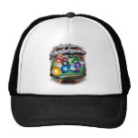 APA Pool Rack Trucker Hat