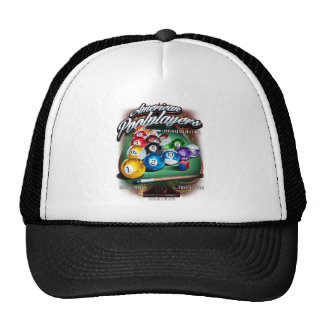 APA Pool Rack Trucker Hat