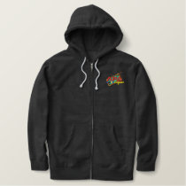APA PoolLeagues Logo Embroidered Hoodie