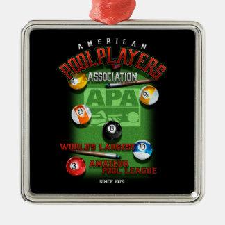 APA Since 1979 Metal Ornament