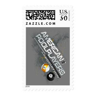 APA Slanted Design 2 Postage