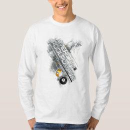 APA Slanted Design T-Shirt