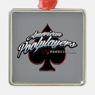 APA Spade Metal Ornament