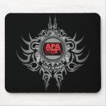 APA Table Runner Red Mousepads