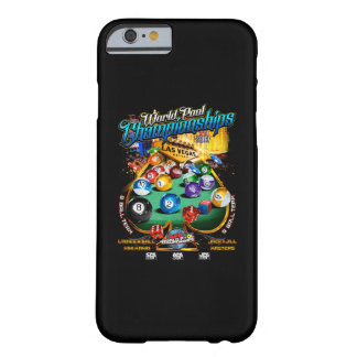 APA World Pool Championships 2017 Barely There iPhone 6 Case