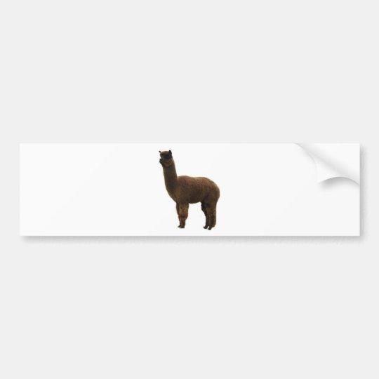 Apaca stud bumper sticker