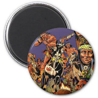 Apache 1 2 inch round magnet