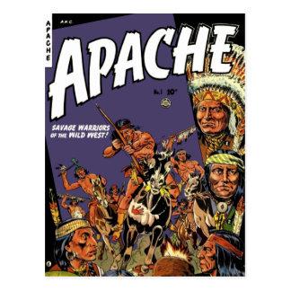 Apache 1 postcards