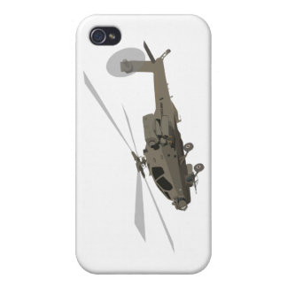 Apache AH-64 iPhone 4/4S Cover