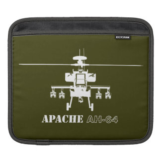 Apache AH-64D iPad Sleeve