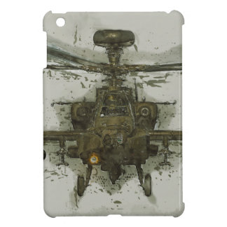 Apache Attack Helicopter iPad Mini Cases