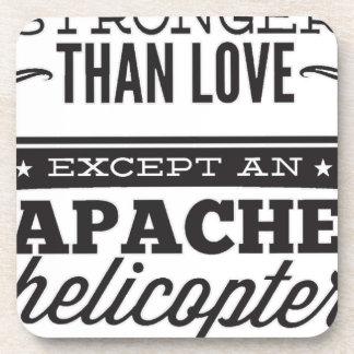 Apache Beverage Coaster