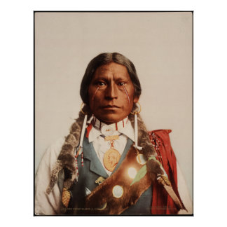 Apache Chief James A. Garfield. Posters