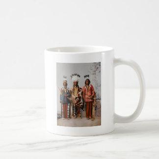 Apache Chiefs Garfield Ouche Te Foya 1899 Mug