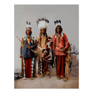 Apache chiefs poster
