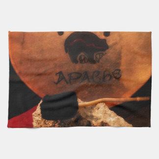 Apache Drum Kitchen Towel