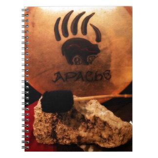 Apache Drum Note Books