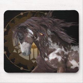 Apache. el semental alfombrillas de ratón