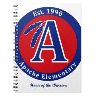 Apache Elementary School Note Books