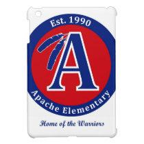 Apache Elementary School Warriors iPad Mini Cover