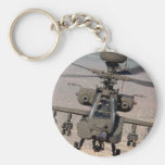Apache Helicopter Air Wings Destiny Key Chain