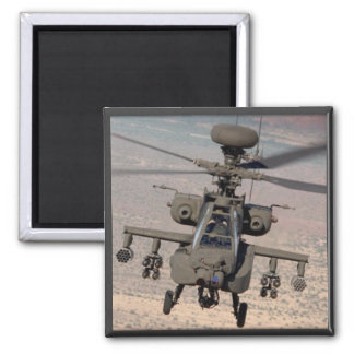 Apache Helicopter Air Wings Destiny Magnet