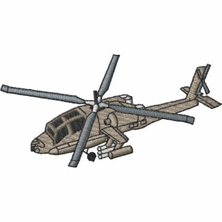 Apache Helicopter Jacket