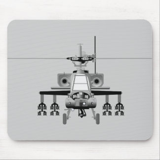 Apache Helicopter - Pad Mouse Pad