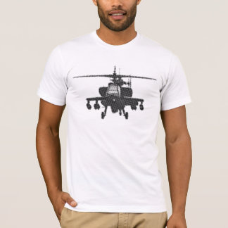 Apache Helicopter T-Shirt