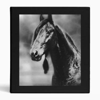 Apache horses 3 ring binders