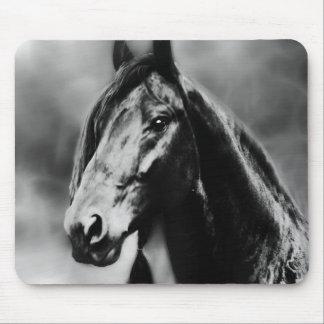 Apache horses mouse pad