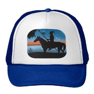 Apache Hunter Trucker Hat
