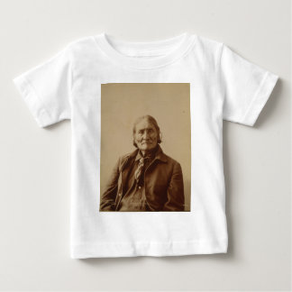 Apache Indian Leader Geronimo by Adolph F. Muhr T-shirts