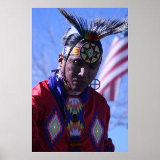 Apache Indian Print