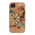 Apache iPhone 4/4S Carcasas