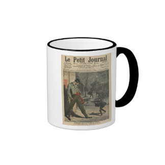 Apache is a nuisance for Paris Ringer Coffee Mug