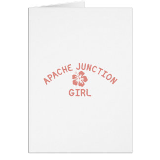 Apache Junction Pink Girl Cards
