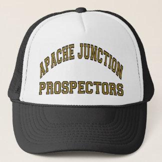 Apache Junction Prospectors Trucker Hat