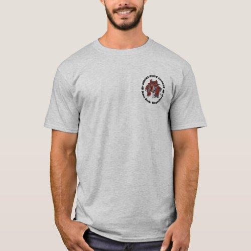 Apache Knifeâ Apache Combat Patche 88 T_Shirt