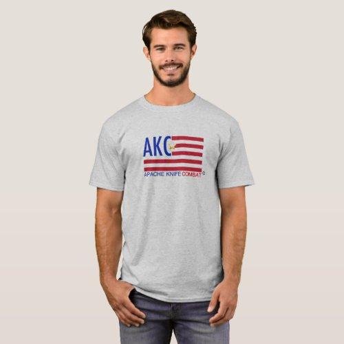Apache Knifeâ Apache Knife  Combat T_Shirt