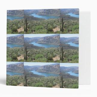 Apache Lake View Binder