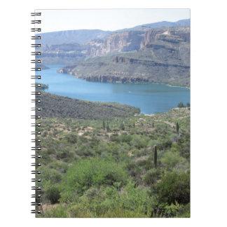 Apache Lake View Notebooks