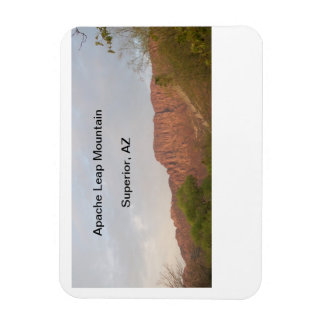 Apache Leap Mountain magnet