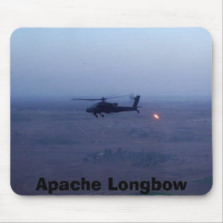 Apache Longbow Mouse Pad