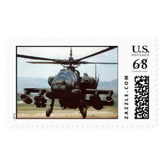 Apache_Longbowb Stamp