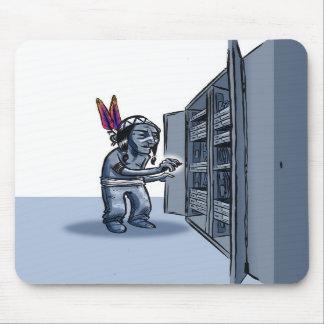 Apache mousepad