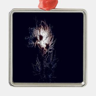 Apache-Plume Metal Ornament