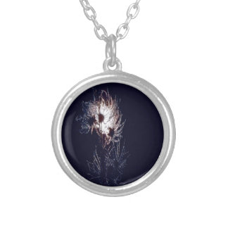 Apache-Plume Silver Plated Necklace