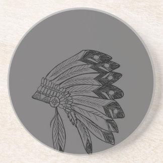 Apache Posavasos Manualidades